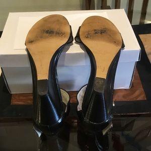 Nine West Shoes - 🛍Nine West sandals black color size 9.